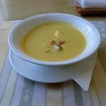 レストラン アベ - ポタージュスープ
