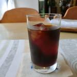 レストラン アベ - アイスコーヒー