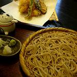 杉むら - 天ぷら、ざる蕎麦