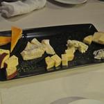 バナナ ムーン - チーズ盛り合わせ
