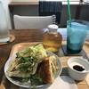 ヨムパン - 料理写真:チキンサンドのモーニングです(2018.8.26)