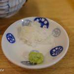 横濱蕎麦 傳介 - やくみ