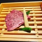 熟成焼肉 八億円 - フィレ