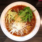 チャイナキッチン 杭州 - 汁なし担々麺