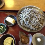 91556862 - 山葵盛り蕎麦