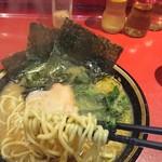 ラーメン 厚木家 - 麺♪(*≧∀≦*)