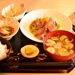 やさいの荘の家庭料理 菜ぁ - ランチ 1