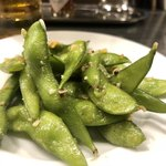 クインテット - 枝豆のガーリック風味