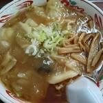 来々亭 - 広東麺700
