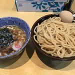 くり山 - 味玉つけ麺