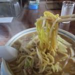 91560181 - 味噌ラーメン(麺)
