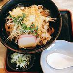 西川家 - 料理写真:天ぷらころきしめん