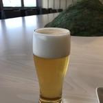 91564635 - 昼ビール。classicにてお疲れ自分。