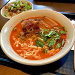 ニシムイそば - ※縮れ麺とストレート麺が選べます