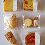 焼き菓子の店フィリカ - 料理写真:ふぃりかさんの可愛いお菓子