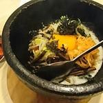 冷麺館 - ビビンバ