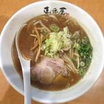 らーめん札幌直伝屋 - 醤油ラーメン_780円