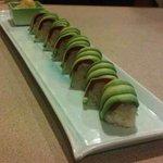 酒彩 ぎま - アボカドの棒寿司
