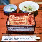 初小川 - 料理写真:■鰻重(上)3900円