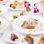 ロイヤルウイング - 【ヌーベルシノワコース】選りすぐりの食材と様々な新しい技法で作り上げた至極の料理をご堪能ください。
