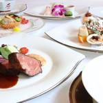 ロイヤルウイング - 【ロイヤルウイング極コース】和・洋・中の最高級食材を集めた、まさに極みのフルコース。