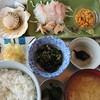正立食堂 - 料理写真:三色刺身定食♪