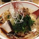 91576041 - 麻辣担々冷麺1,000円+中盛100円