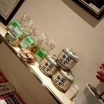 蕎麦雪屋 - 酒樽・蕎麦せんべいも販売しています!