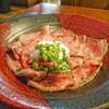 B団 - 料理写真:温玉ローストビーフ丼(単品)[¥990]