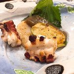 ステーキランド神戸館 - タコ、平良木貝など・・・