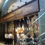 BARBARA market place 151 - ランチタイムはテラス席まで一杯になっています