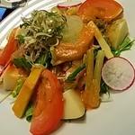 司 - 春野菜のサラダ