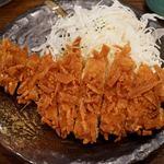 とんかつ三太 - ロースカツ定食1300円