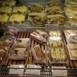 ブーランジェリー&カフェ マンマーノ - サンドイッチ
