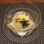 日本料理 空海 - うに豆腐