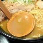 ぶっきら坊 - スープ