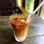 カフェ ココット - アイスカフェオレ