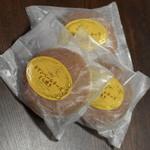 八ヶ岳チーズケーキ工房 - カマンベールチーズどらやき(1個200円)2018年8月