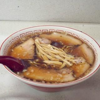 ラーメン 天一 - 料理写真:チャーシューメン730円