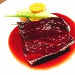 ツカサ - 牛バラ肉の赤ワイン煮