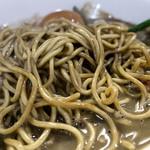 中華そば いづる - 濃密な煮干そば(880円)