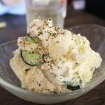 魚椿 - 自家製ポテトサラダ