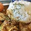 カレー食堂 ボヌール - 料理写真:パイカカレー・小・4辛(\750) にんじん(+\100) ピッキーヌ(+\230)