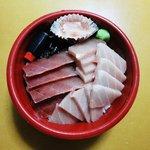 ぱやよし - 料理写真:まぐろ丼