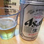 9159895 - ビールはスーパードライ350ml