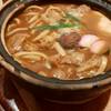 ミッソーニ - 料理写真:親子味噌煮込み饂飩
