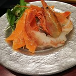 91593073 - 鮮魚のカルパッチョ