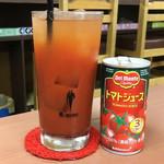 東瀛 - トマトサワー ¥370
