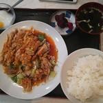 91596827 - 油淋鶏定食!