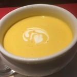 Puropera - 本日のスープ (コーンスープ)